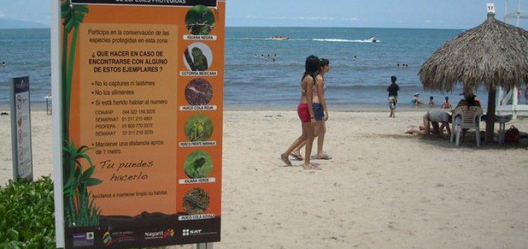 Suman 9 playas certificadas para Nayarit; 4 están en #BahíaDeBanderas