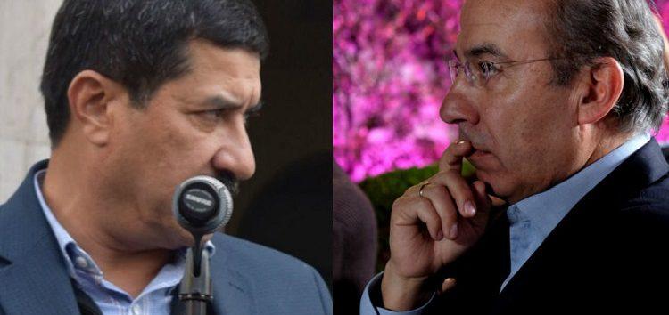 Otra vez, Corral y Calderón se enfrentan… verbalmente, ahora por López Obrador