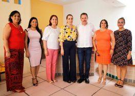En Bahía se empodera a las Mujeres: Jaime Cuevas