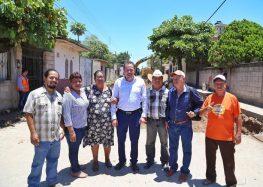 El Porvenir también recibe vialidades: Jaime Cuevas