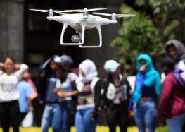 A partir de diciembre, normas más estrictas para volar drones en México