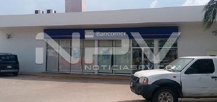 Asaltaron a cliente de  Bancomer en Bucerías