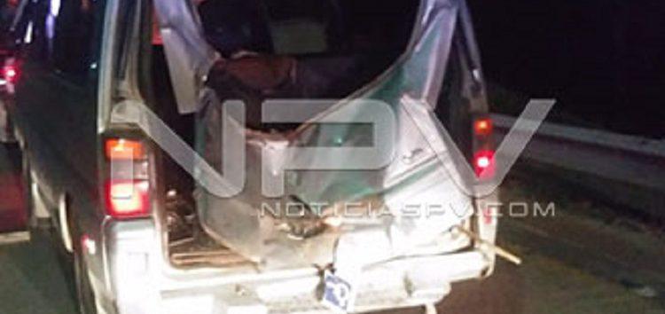 Mortal accidente; muere motociclista de Jarretaderas