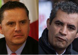 "Exgobernador Roberto Sandoval reta a golpes a Ochoa Reza, ""como en los barrios"""