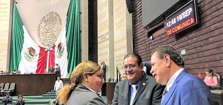 Se reunió Jaime Cuevas con Miguel Torruco, próximo Secretario Federal de Turismo