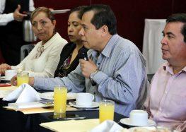 En Nayarit vamos juntos por la Salud: Jaime Cuevas