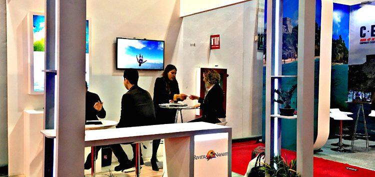 Riviera Nayarit se destaca en turismo de reuniones en IBTM Américas