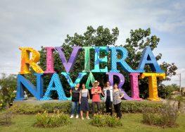 El lujo y naturaleza de Riviera Nayarit atrae a periodistas de Sudamérica