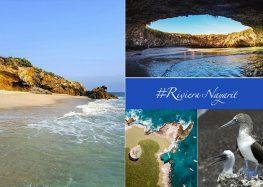Islas Marietas, una joya ecológica en Nayarit