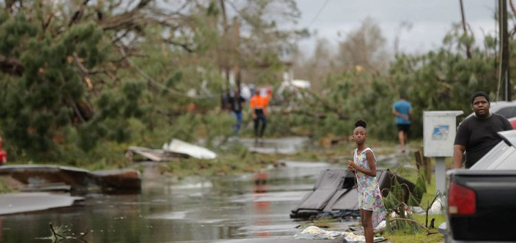 """En Florida, huracán """"Michael"""" devasta Mexico Beach"""