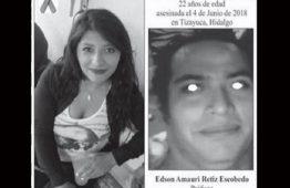 Busca al homicida de su hija a quien hasta le compró un celular