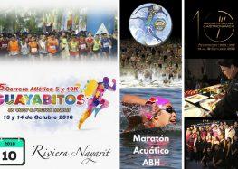 Riviera Nayarit invita a disfrutar sus eventos en octubre
