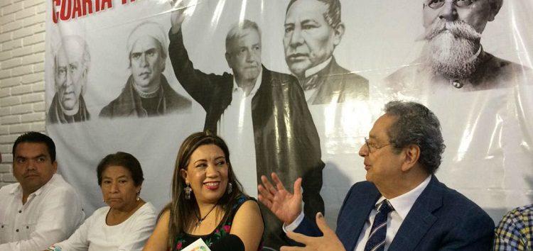 Diputado electo de Morena manda a su casa a reportera en Oaxaca