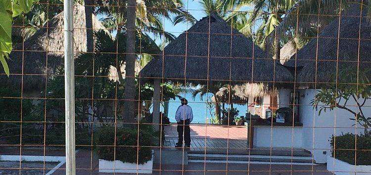 A nombre del gobernador de Nayarit, desaloja FIBBA el Club Etcétera en Nuevo Vallarta