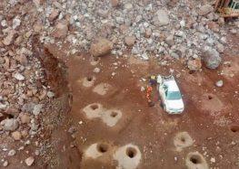 Hallan cuerpos de dos mineros que permanecían desaparecidos tras derrumbe de mina