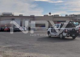 Robaron siete vehículos en  la insegura plaza Lago Real